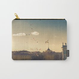 Ballons on Palace Square, St. Petersburg Carry-All Pouch
