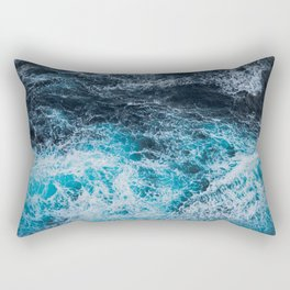 sea view #decor #buyart #society6 Rectangular Pillow