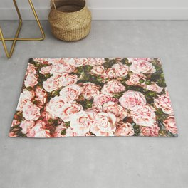 Vintage Roses - Golden Perfection Rug