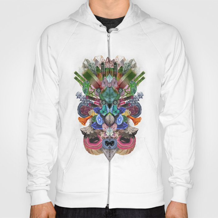 Abstract Gems  Hoody