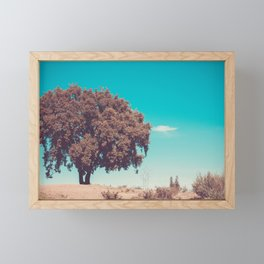 Naturaleza pasada. Framed Mini Art Print