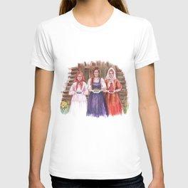 Peasant Girls T-shirt