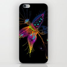 Butterfly spirit iPhone Skin