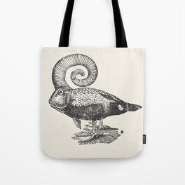Carpé Duckems Tote Bag