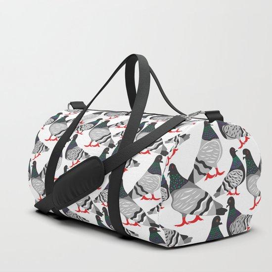 Pigeon Power by leannesimpsonart