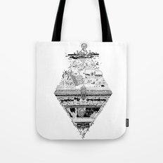 Olympe | Enfer Tote Bag