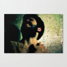 Explicit - Pain Canvas Print