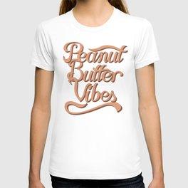 Peanut Butter Vibes T-shirt