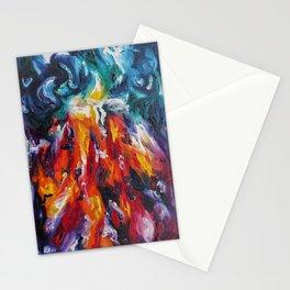 Ablaze Stationery Cards