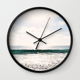 Solo Wave Wall Clock