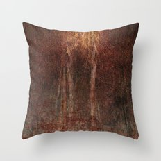 A thing with no name Throw Pillow