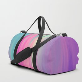 Beautiful Mermaid Colors Duffle Bag
