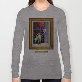 The Hands Can't Resist Him Long Sleeve T-shirt