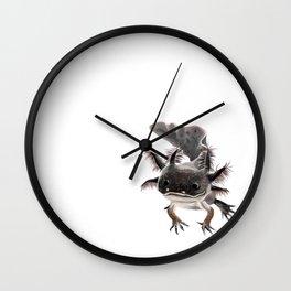 Axolotl Wall Clock