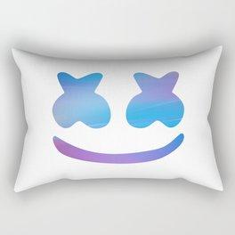 color full mellow Rectangular Pillow