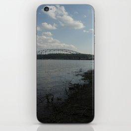 river dubuque iPhone Skin