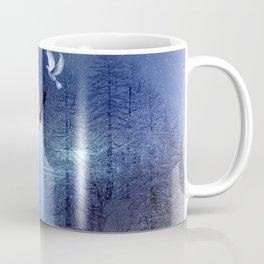 GLOWING BRIGHTLY IN THE NIGHT SKIES 02 Coffee Mug