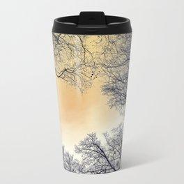 Infrared Forest Metal Travel Mug