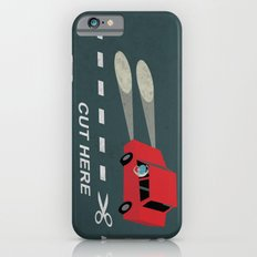 Livin' on the edge iPhone 6s Slim Case