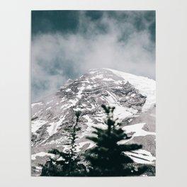 Mount Rainier IV Poster