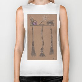 Witches Cubby Biker Tank