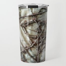 Woven Threads . Dream Catcher Travel Mug
