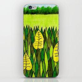 American Prairie iPhone Skin