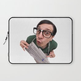 Computer Nerd Laptop Sleeve