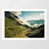 wander Art Prints featuring Wander by StayWild