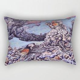 Fight or Flight Rectangular Pillow