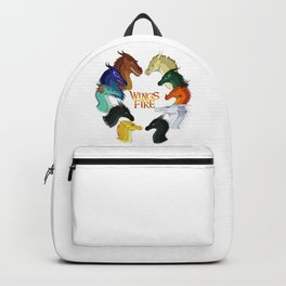 Wings Fire - All Together Backpack