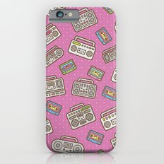 Kawaii Boombox Party Slim Case iPhone 6s