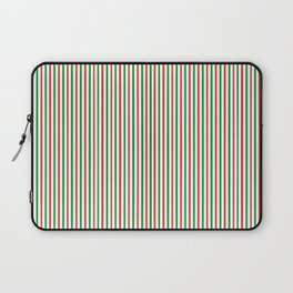 Christmas Time for Stripes Laptop Sleeve