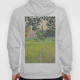 "Claude Monet ""Paysage de matin"" (1888) Hoody"