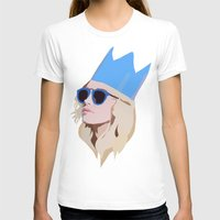 queen T-shirts featuring Queen by Anna McKay