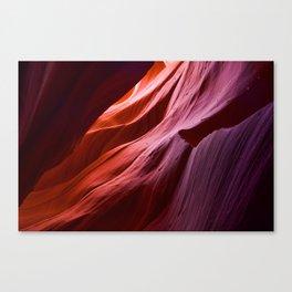 Rock Gradient Canvas Print