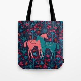Unicorn Land Tote Bag
