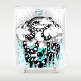 Mr Brightside Shower Curtain