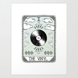 The Vinyl Art Print