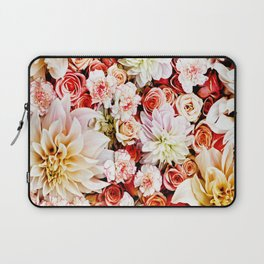 Floral Feature Laptop Sleeve