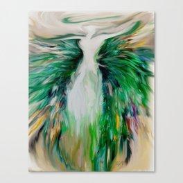 Lift Thy Soul Canvas Print