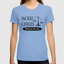 Seinfeld - Jackie Chiles Attorney At Law T-shirt