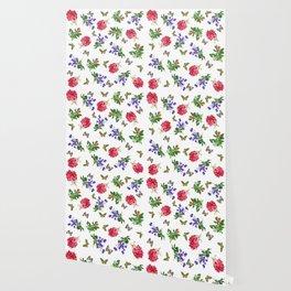Botanical Mix Wallpaper