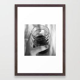 Cranberry Juice Framed Art Print