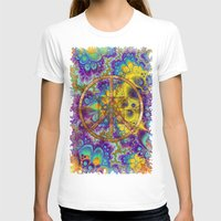 hippy T-shirts featuring Hippy 1 Psychedelic by BohemianBound
