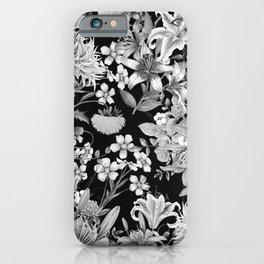 FLORAL GARDEN 5 iPhone Case