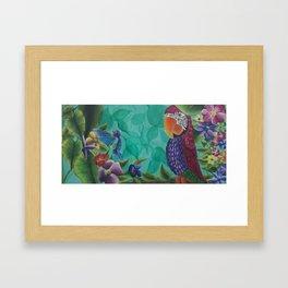 Mi Mejicano Framed Art Print