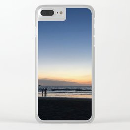 Playa Bonita Clear iPhone Case