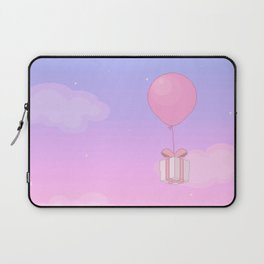 Animal Crossing Sunset Laptop Sleeve