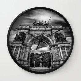 Grand Army Plaza Wall Clock